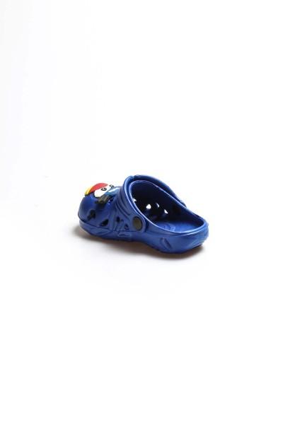 Saks Mavi Unisex Çocuk Sabo Sandalet 001XAE109