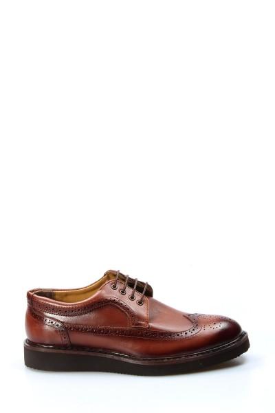 Hakiki Deri Taba Erkek Klasik Ayakkabı 095MA4051-1