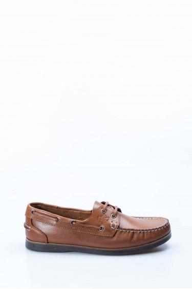 Hakiki Deri Taba Erkek Serisonu Ayakkabı 111MA1940