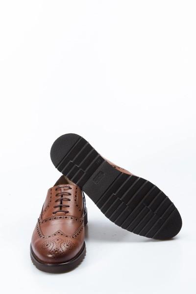 Hakiki Deri Taba Erkek Serisonu Ayakkabı 252MA113