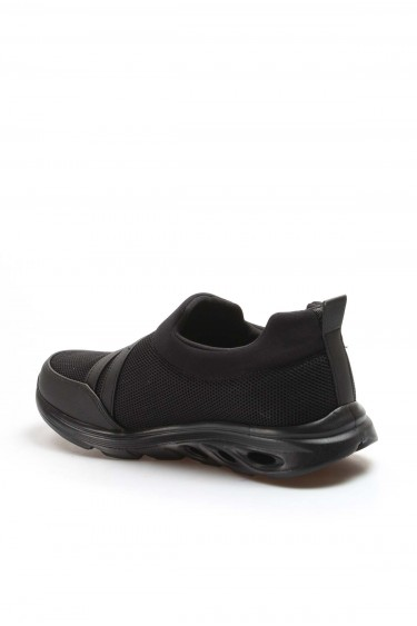 Siyah Füme Erkek Yürüyüş Ayakkabı 572MA2418