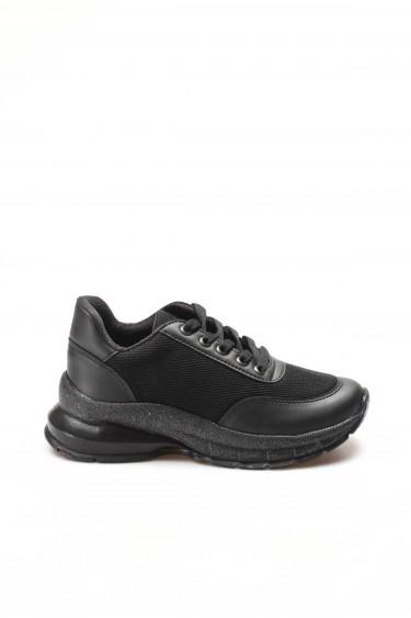 Siyah Kadın Sneaker Ayakkabı 698ZA333030