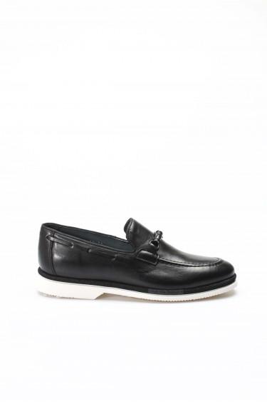 Hakiki Deri S-4 Siyah Erkek Klasik Ayakkabı 717MA13056
