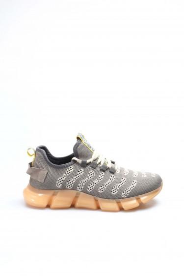 Hardal Bej Erkek Sneaker Ayakkabı 717MA13240
