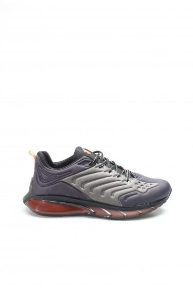 Siyah Haki Erkek Sneaker Ayakkabı 717MA13177