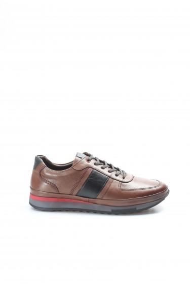 Hakiki Deri Ceviz Erkek Günlük Spor Ayakkabı 855MA1311