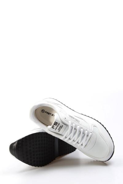 Beyaz Erkek Sneaker Ayakkabı 865MA5010