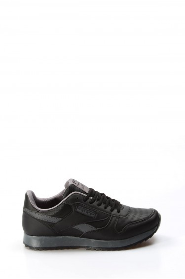Siyah File Erkek Sneaker Ayakkabı 865MA5010