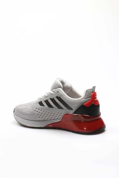 Buz Siyah Kırmızı Erkek Serisonu Ayakkabı 865MA2000