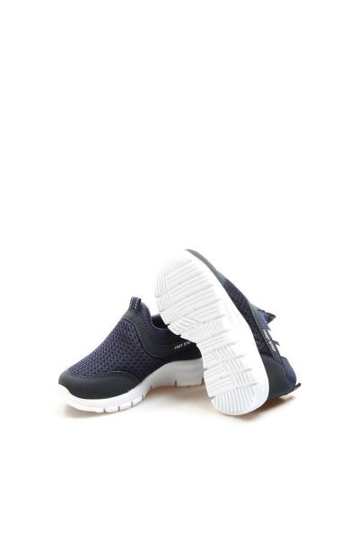 Lacivert Beyaz Unisex Çocuk Sneaker Ayakkabı 868BA1006