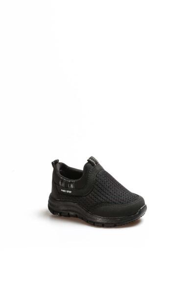 Siyah Unisex Çocuk Sneaker Ayakkabı 868BA1006