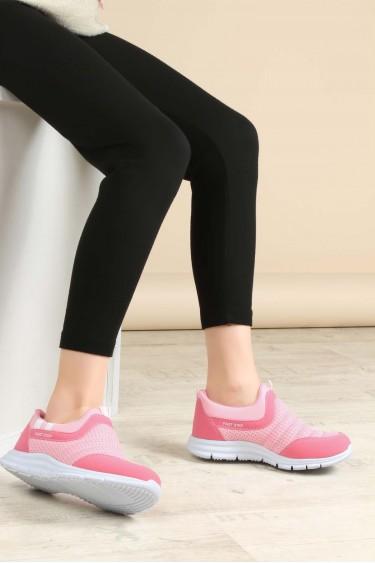 Pembe Unisex Çocuk Sneaker Ayakkabı 868FA1006