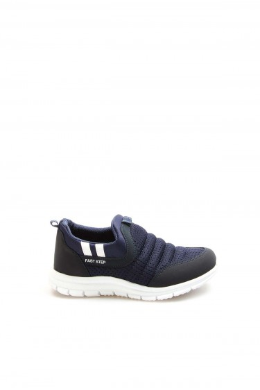 Lacivert Beyaz Unisex Çocuk Sneaker Ayakkabı 868FA1006