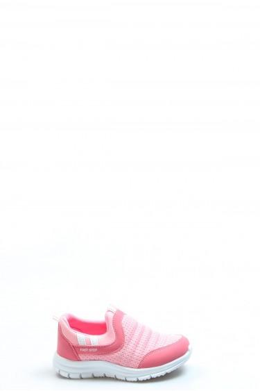 Pembe Unisex Çocuk Sneaker Ayakkabı 868PA1006