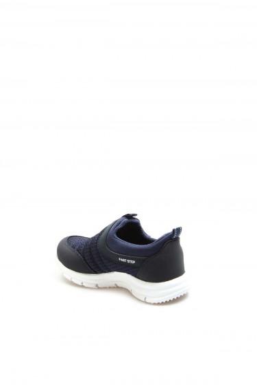 Lacivert Beyaz Unisex Çocuk Sneaker Ayakkabı 868PA1006