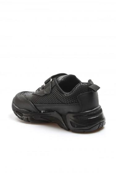 Siyah Unisex Çocuk Serisonu Ayakkabı 868XCA08
