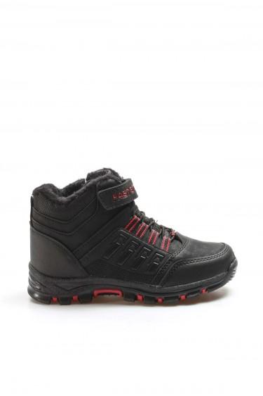 Siyah Kırmızı Unisex Çocuk Outdoor Bot 869SXA542B