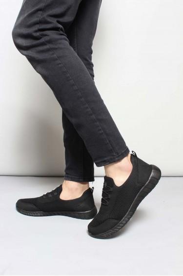 Siyah Erkek Yürüyüş Ayakkabı 869XA576