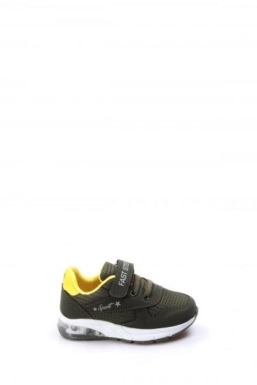Haki Bebek Sneaker Ayakkabı 877BA105P