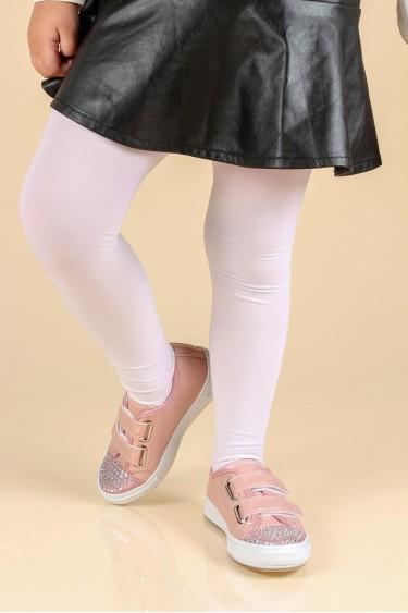 Pembe Kız Çocuk Casual Ayakkabı 887PA104