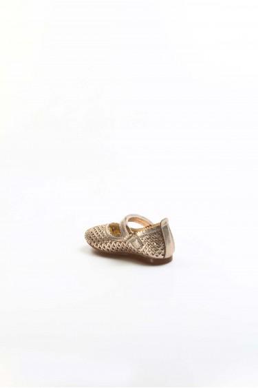 Dore Simli Bebek Babet Ayakkabı 891BA509