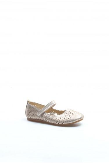Dore Simli Kız Çocuk Babet Ayakkabı 891FA509