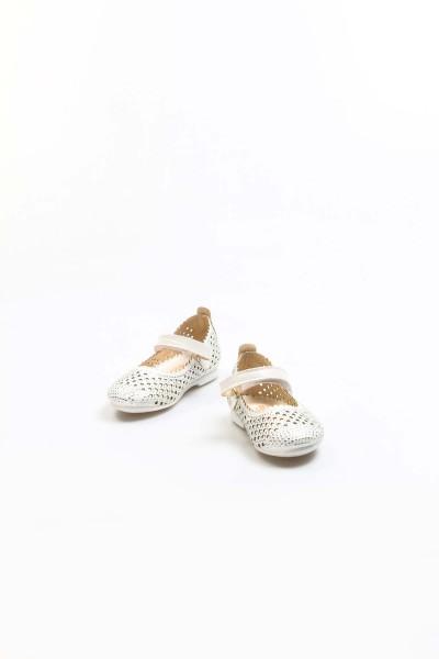 Sedef Simli Bebek Babet Ayakkabı 891IA509