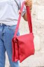 Kırmızı Kadın Serisonu Çanta 905CA203