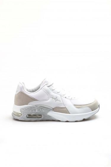 Beyaz Erkek Sneaker Ayakkabı 923MA087BST