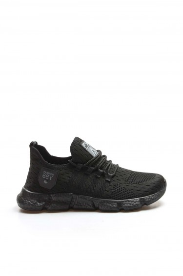 Siyah Erkek Sneaker Ayakkabı 925MA39