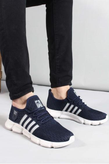 Lacivert Erkek Sneaker Ayakkabı 925MA39