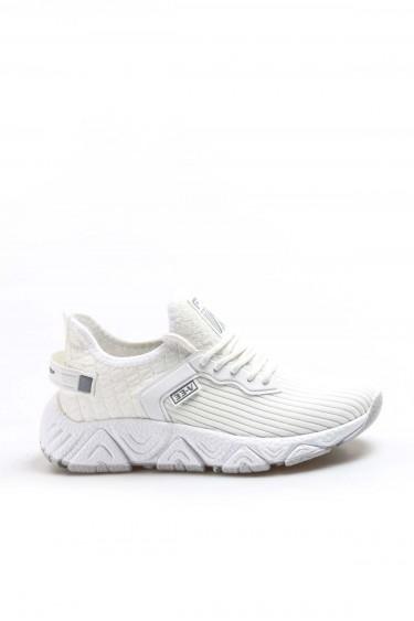 Beyaz Kadın Sneaker Ayakkabı 925ZA40