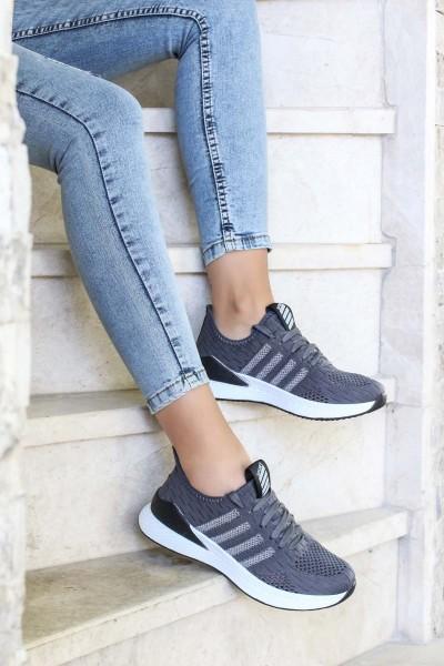 Füme Kadın Sneaker Ayakkabı 925ZA038