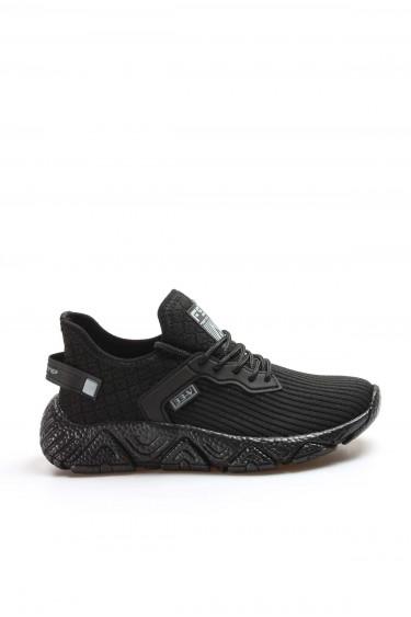 Siyah Kadın Sneaker Ayakkabı 925ZA40