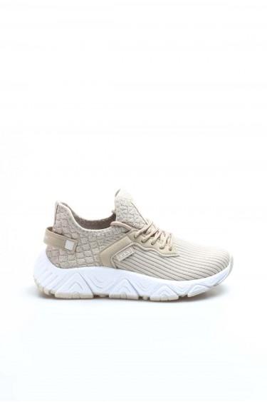 Kum Kadın Sneaker Ayakkabı 925ZA40