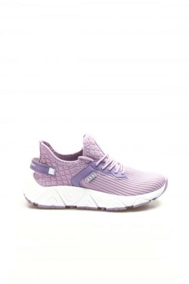 Lila Kadın Sneaker Ayakkabı 925ZA40
