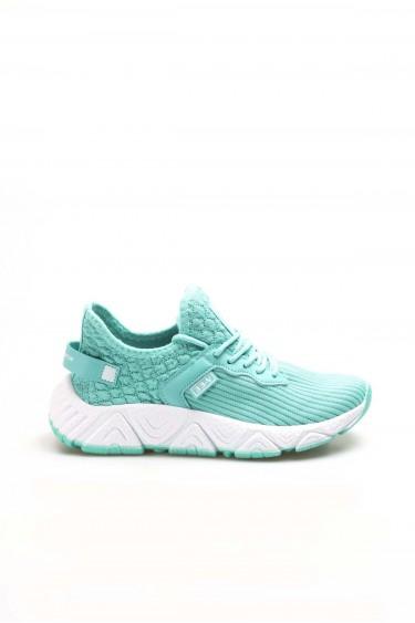 Su Yeşili Kadın Sneaker Ayakkabı 925ZA40