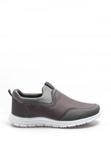 Füme Beyaz Erkek Sneaker Ayakkabı 930MAF555