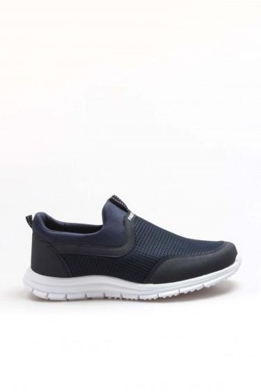 Lacivert Beyaz Erkek Sneaker Ayakkabı 930MAF555