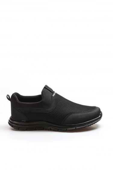 Siyah Erkek Sneaker Ayakkabı 930MAF555