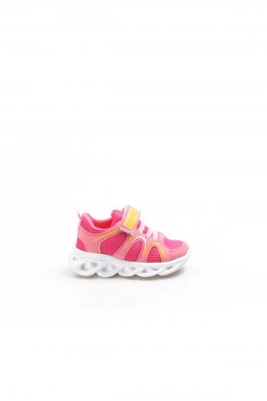 Pembe Fuşya Unisex Çocuk Sneaker Ayakkabı 931BA001