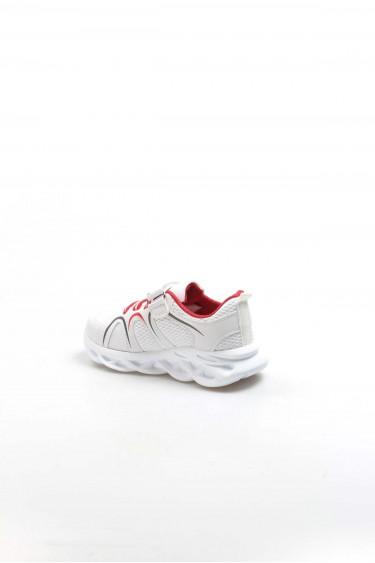 Beyaz Unisex Çocuk Sneaker Ayakkabı 931PA001