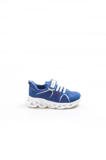 Saks Mavi Unisex Çocuk Sneaker Ayakkabı 931PA001