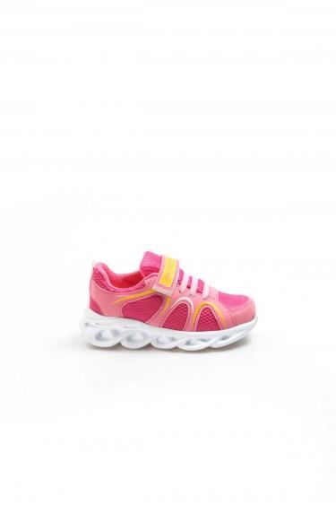 Pembe Fuşya Unisex Çocuk Sneaker Ayakkabı 931PA001