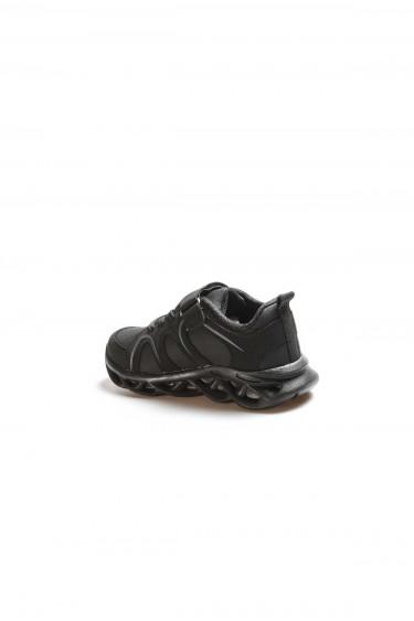 Siyah Unisex Çocuk Sneaker Ayakkabı 931PA002