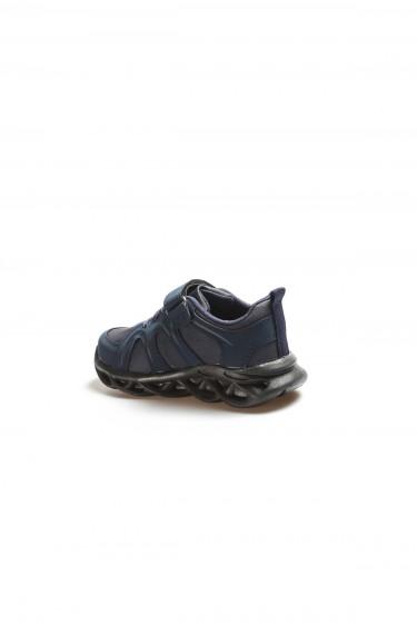 Lacivert Cilt Unisex Çocuk Sneaker Ayakkabı 931PA002