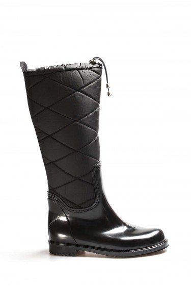 Siyah Kadın Yağmur Çizme 933SZA515