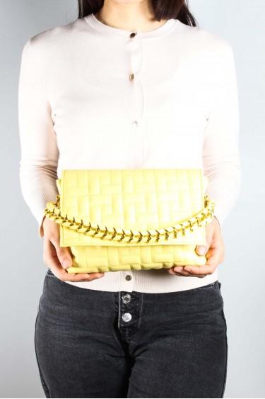 Sarı Kadın El Çanta 980CA402
