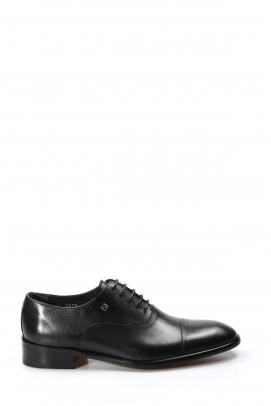 Hakiki Deri Siyah Erkek Klasik Ayakkabı 278MA8075LZR