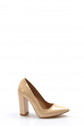 Ten Rugan Kadın Yüksek Topuk Ayakkabı 629ZA005-1832